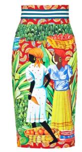 beyonce african skirt