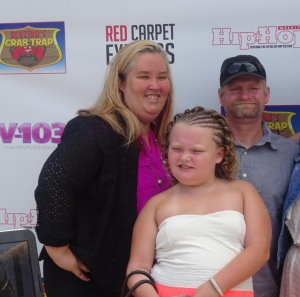 Mama June, Honey Boo Boo and Sugar Bear