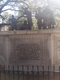 SavannahHaitianMonument